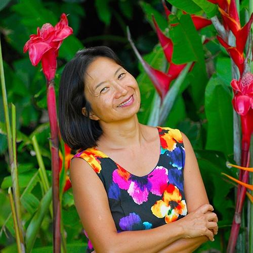 Anne Ku on Maui